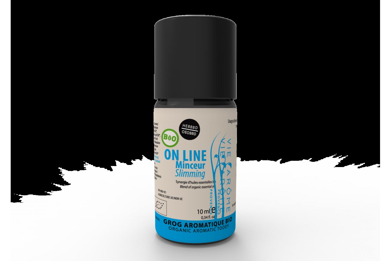 ON LINE Bio Coupe-faim Minceur / Elimination 10 ml